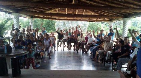 #16Feb #Mérida Juramentación del Frente Amplio Venezuela Libre en el municipio Zea  - @jquinterocomun