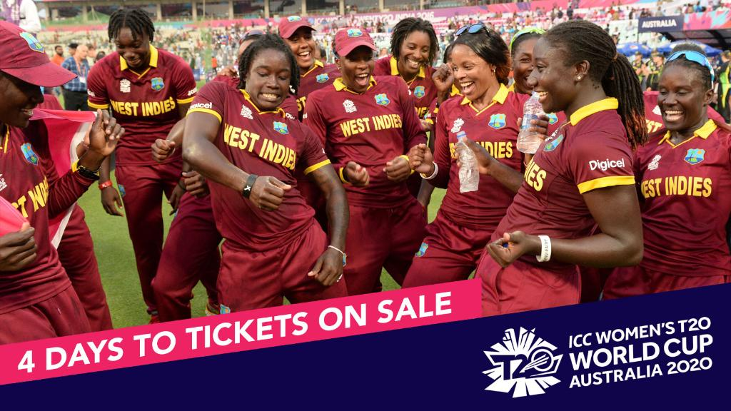 Get ready to make your move! 💃🏽 #T20WorldCup   👉http://T20worldcup.com