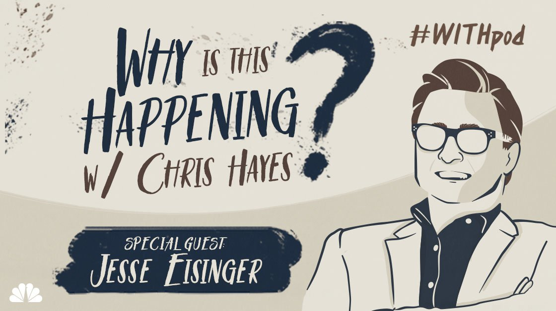Does the IRS have the capacity to collect the taxes it's owed by rich people?  On this week's #WITHpod, @chrislhayes talks to ProPublica's @eisingerj about the efforts of Republicans, corporate interests and big donors to gut the agency.  https://on.msnbc.com/2DKHN3h