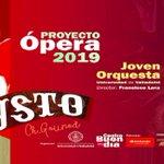 Image for the Tweet beginning: Fausto - Proyecto Ópera 2019