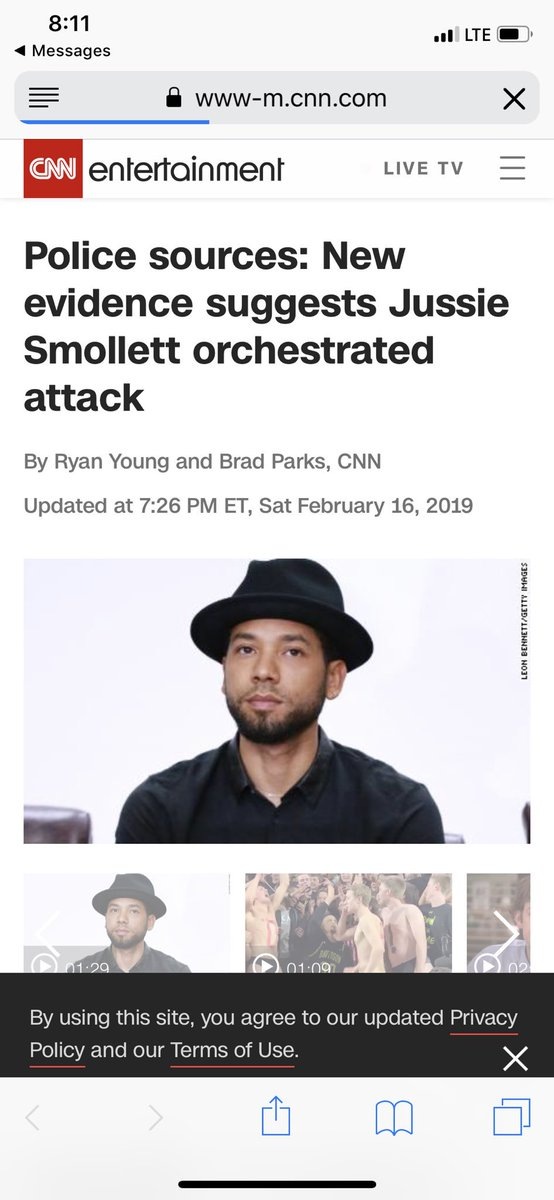 .@CNN reporting that @JussieSmollett orchestrated the entire attack.   Imagine my surprise...  HOW ABOUT WE STOP PRETENDING THE HATE IN AMERICA IS COMING FROM THE RIGHT.   LEFTISTS ARE ANGRY, BITTER, DISHONEST, AND STILL SUFFERING FROM TRUMP DERANGEMENT.  #FAKENEWS #AGAIN