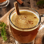 Image for the Tweet beginning: Getting chilly? This Hot Buttered