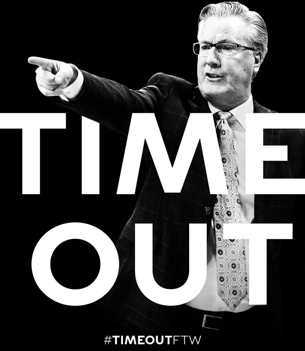 """Vote now for Fran McCaffery in the """"Timeout For the Win"""" Challenge.   Vote Now: http://bit.ly/2Cum9CE   #CoachFranMcCaffery #TIMEOUTFTW"""