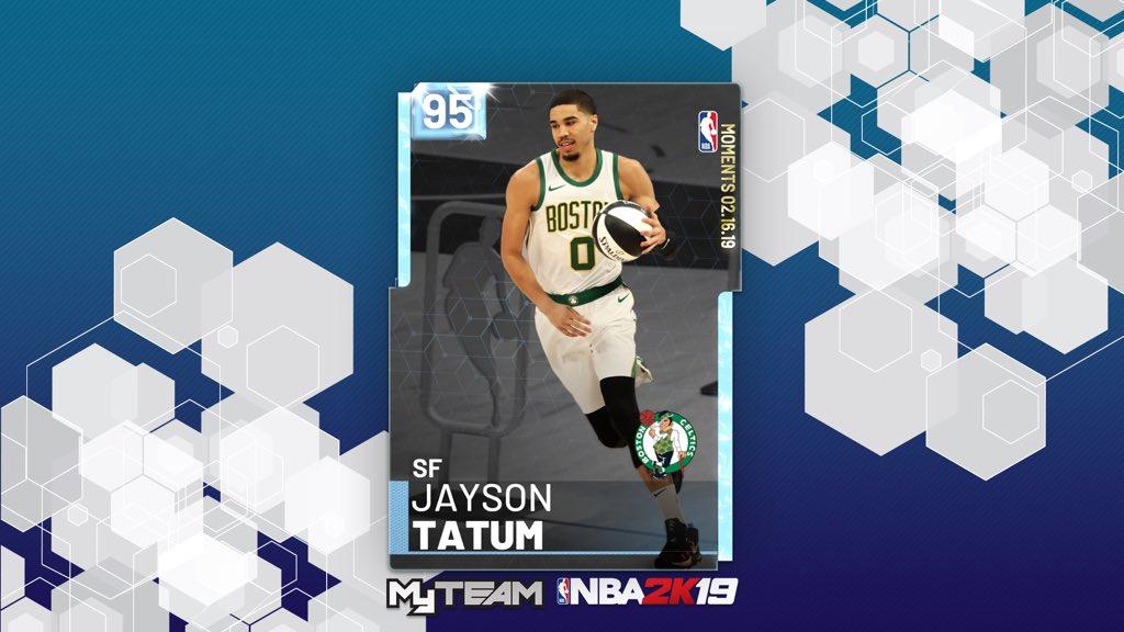 NBA 2K19 MyTEAM's photo on Skills Challenge