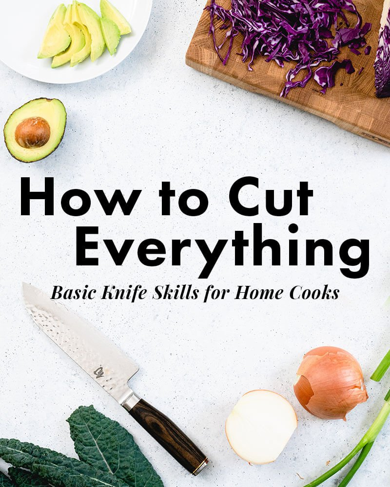 Basic Knife Skills for Home Cooks https://www.acouplecooks.com/basic-knife-skills-for-home-cooks/ …