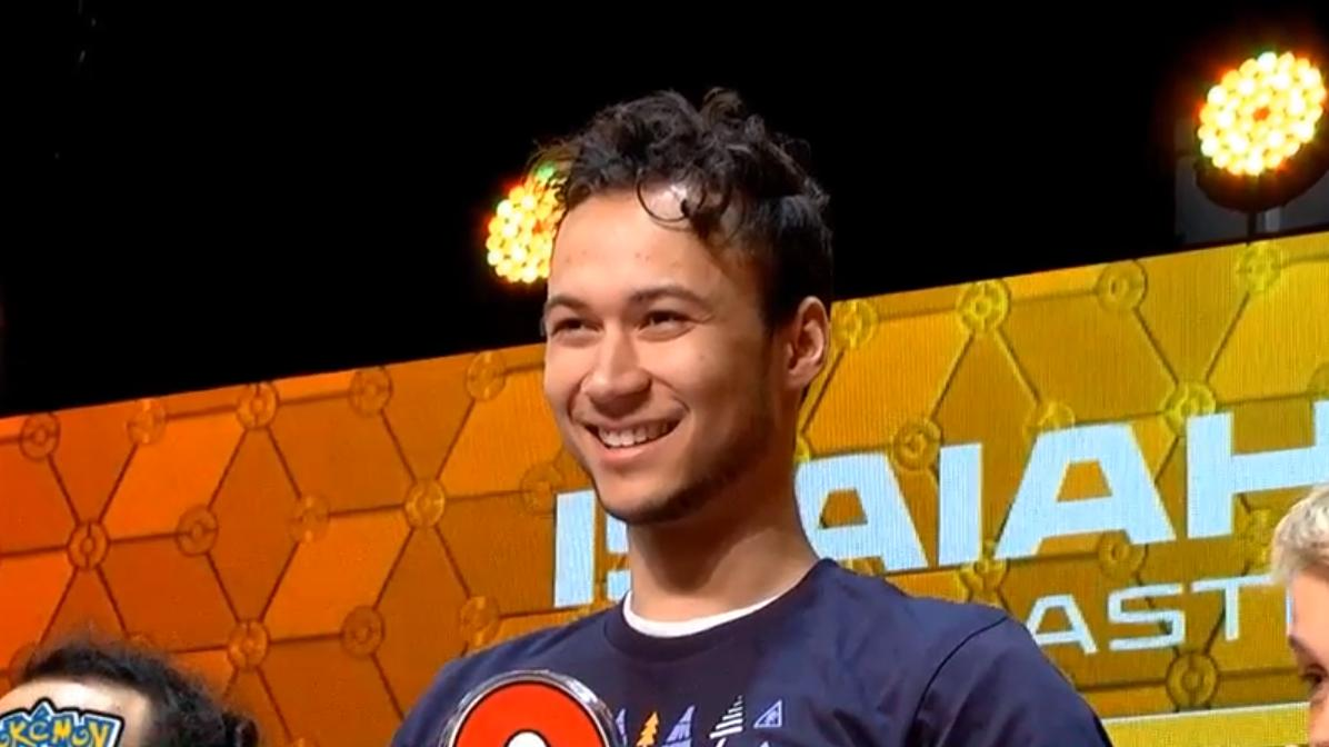 tweet-Congratulations to Isaiah Williams for winning the Oceania Internationals with Zapdos/Jirachi! Great job to Stéphane Ivanoff for getting second place as well. Expect an article soon from Isaiah about his first place run. https://t.co/jvdFKaTm6M