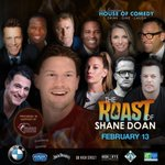 Image for the Tweet beginning: The Shane Doan Roast was