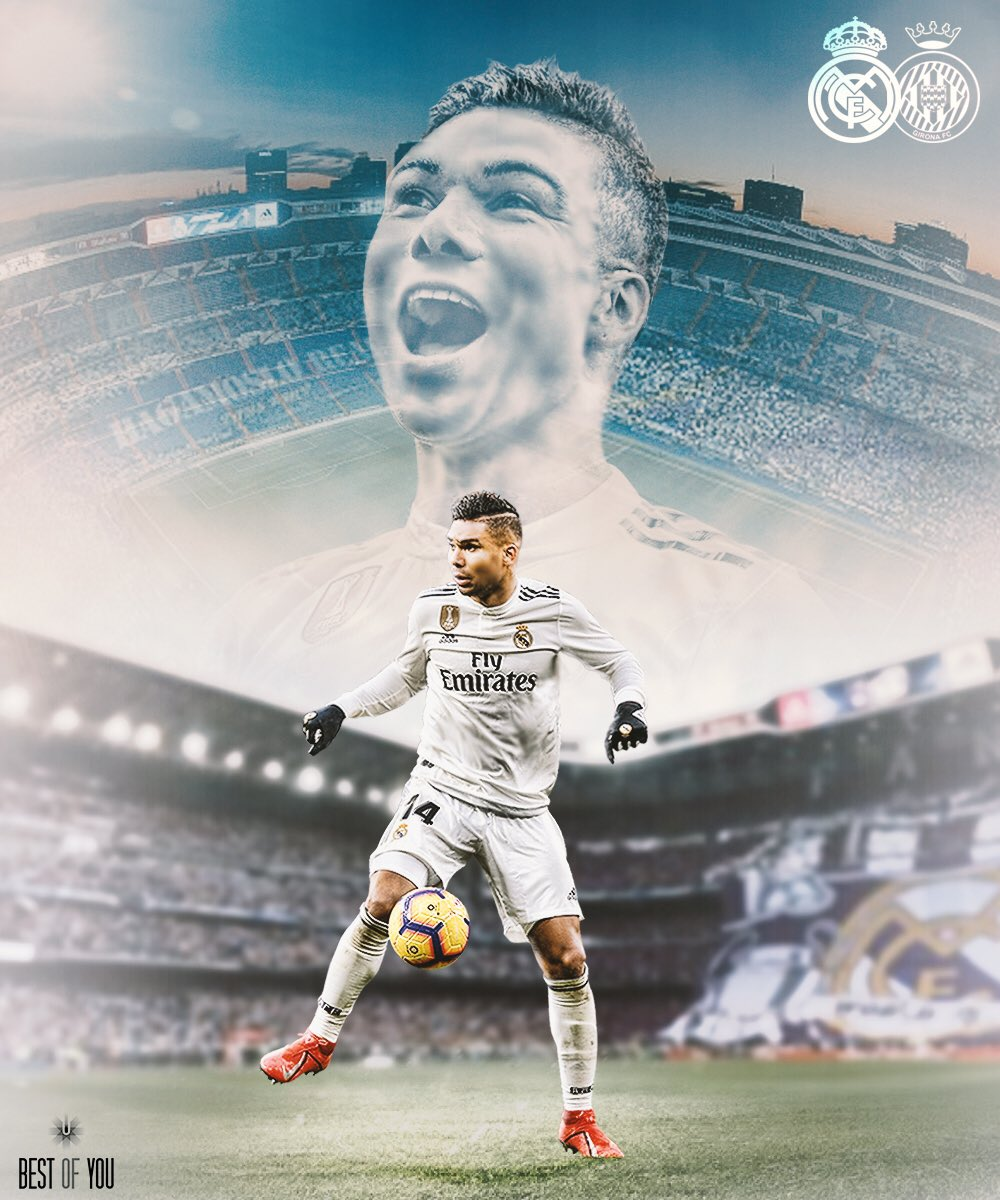Casemiro's photo on #RMLiga
