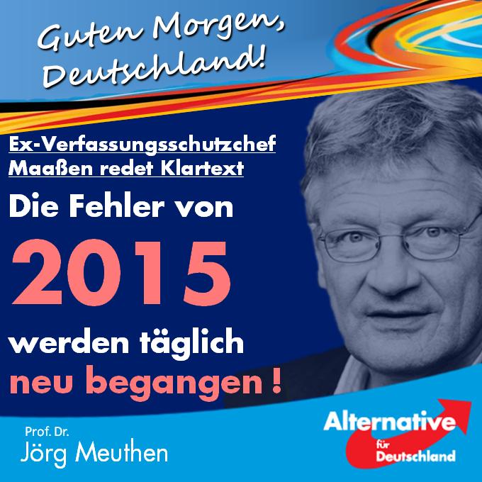 Prof. Dr. Jörg Meuthen's photo on #Maaßen