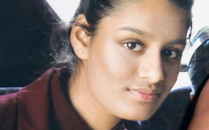 Shamima Begum: What could happen to the Isilbride? https://t.co/tQJye1h06q