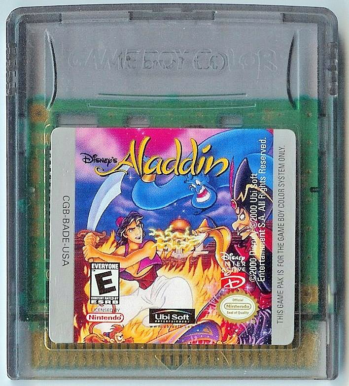 RT &amp; follow @gamesyouloved for the chance to win a copy of Disney's Aladdin on the Game Boy Color! <br>http://pic.twitter.com/tPkty7SdYW