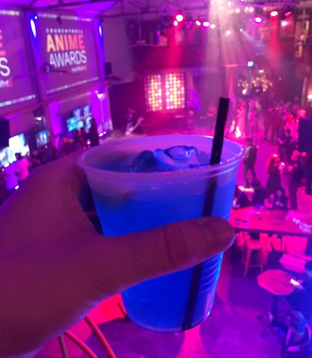 That Time I Got Reincarnated as a Lime! #AnimeAwards <br>http://pic.twitter.com/3bfQYrJEmM – à Folsom Street Foundry