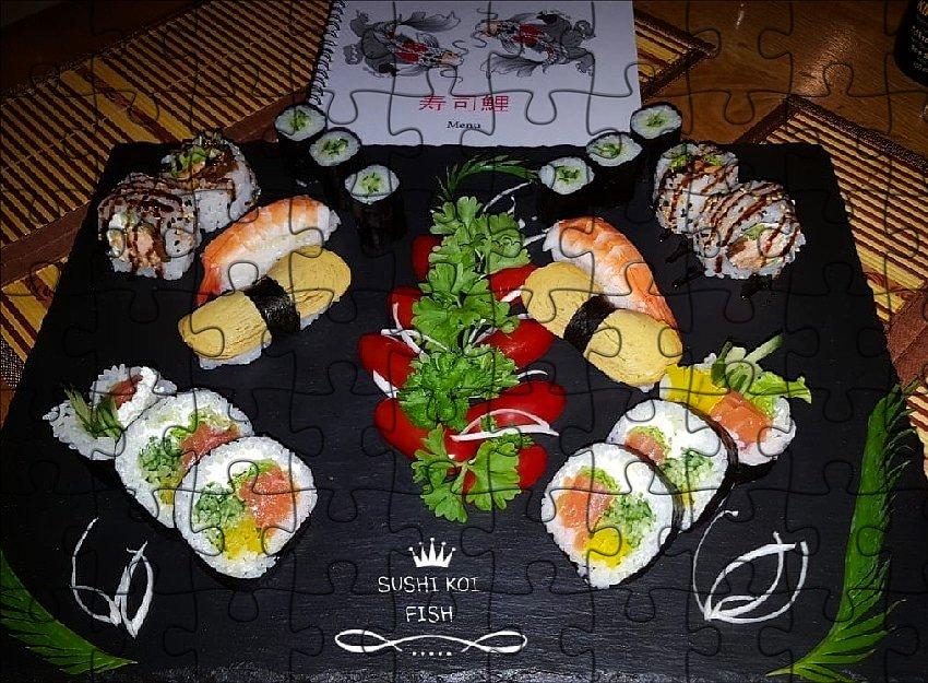 Sushi Koi Fish At Sushikoifish1 Twitter