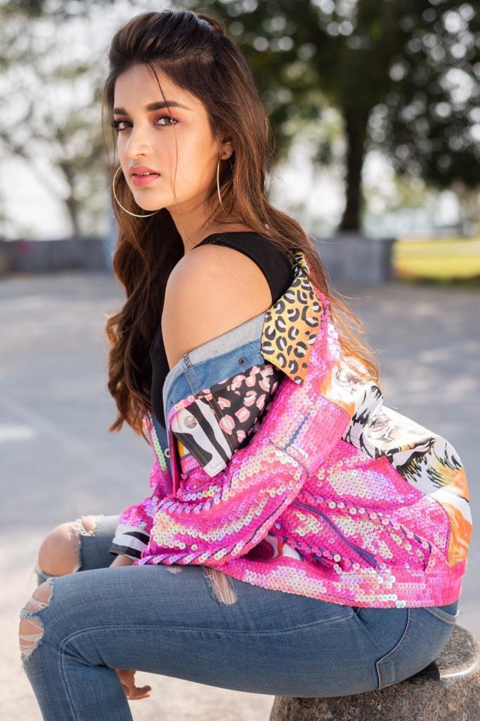 Nidhhi Agerwal's photo on Sephora