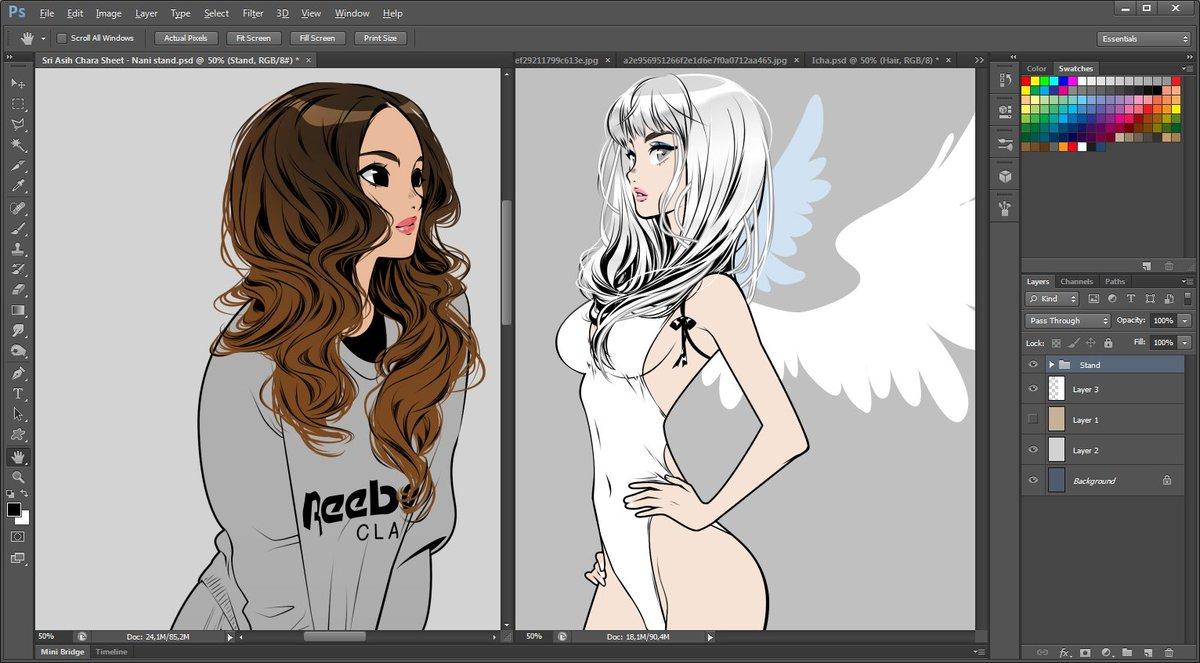 The devil is in the details.  #characterdesign  #Illustrations #illustrationart #digitalartwork #DigitalArtist #digitalpainting #drawing  #wacom #photoshop