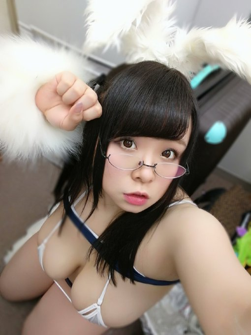 AV女優三苫うみのTwitter自撮りエロ画像23
