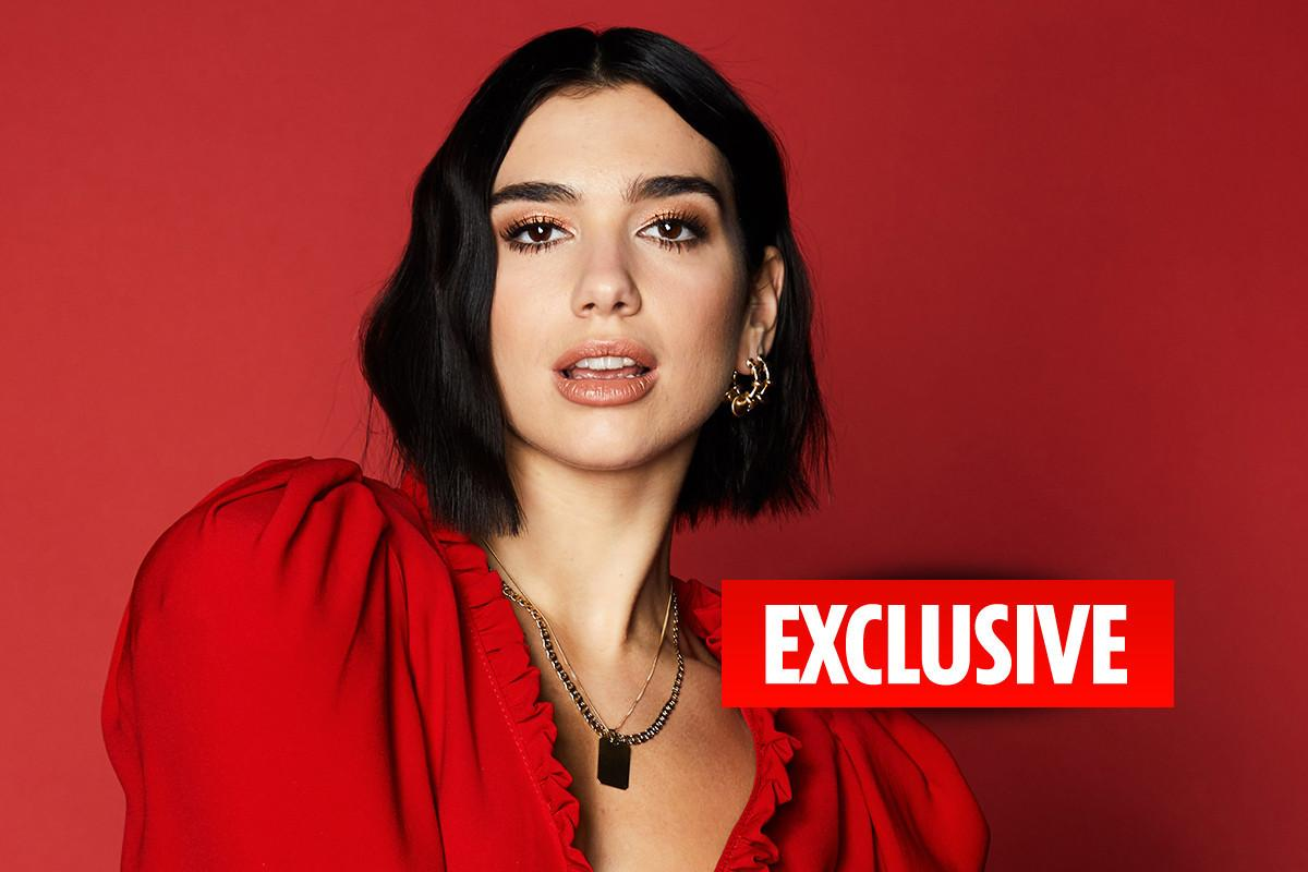 How Dua Lipa rose to Brits fame just one year after living in a council flat with her parents  https://t.co/mNBywlb8rE