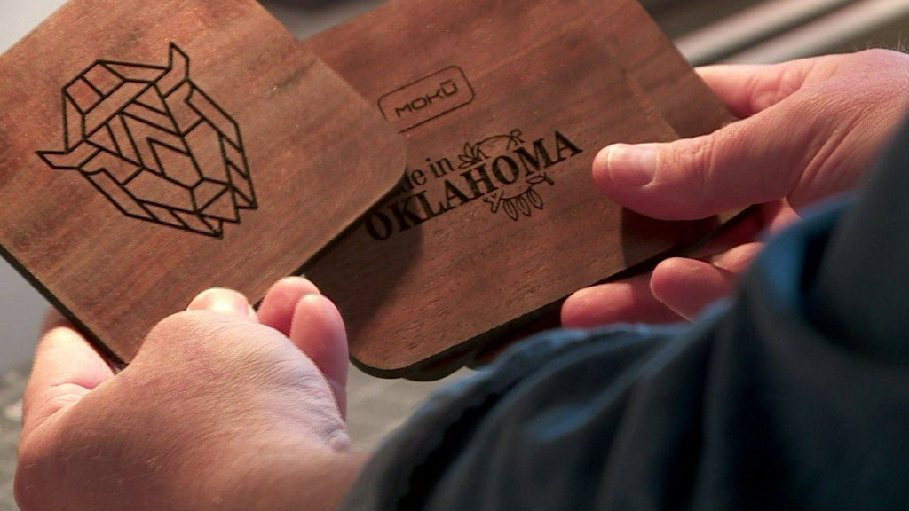 From the shores of the South Pacific and back to Oklahoma: This two man design shop brings together some unique ideas in recycled wood.  https://t.co/KzmSGnVc6W