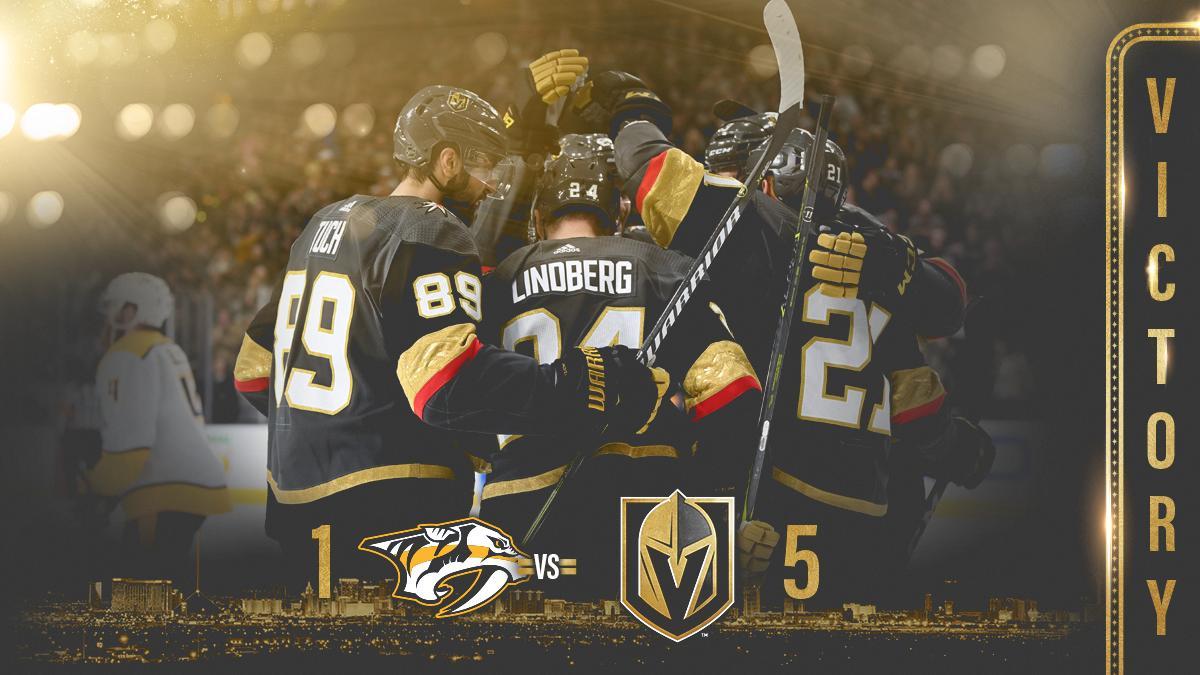 Vegas Golden Knights's photo on #VegasBorn