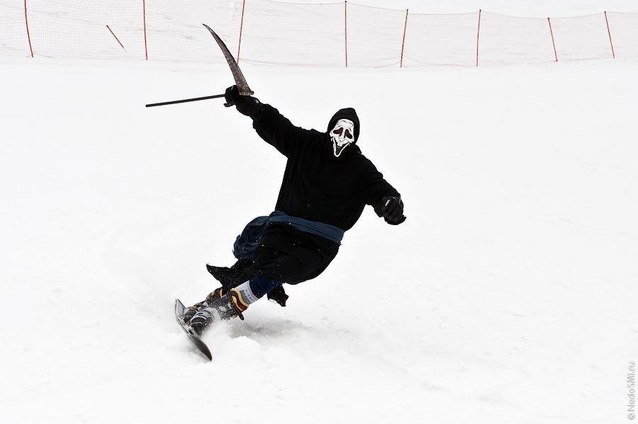Прикольные, прикольные картинки для сноуборда
