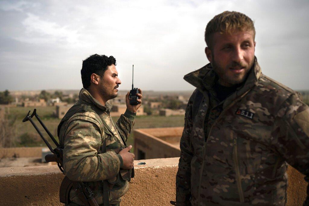 Trump: 'Ci stiamo ritirando dalla Siria, dopo vittoria su Isis'. E all'Europa dice: 'Processate i combattenti o verranno da voi' →  https://t.co/mQg31C7RxY