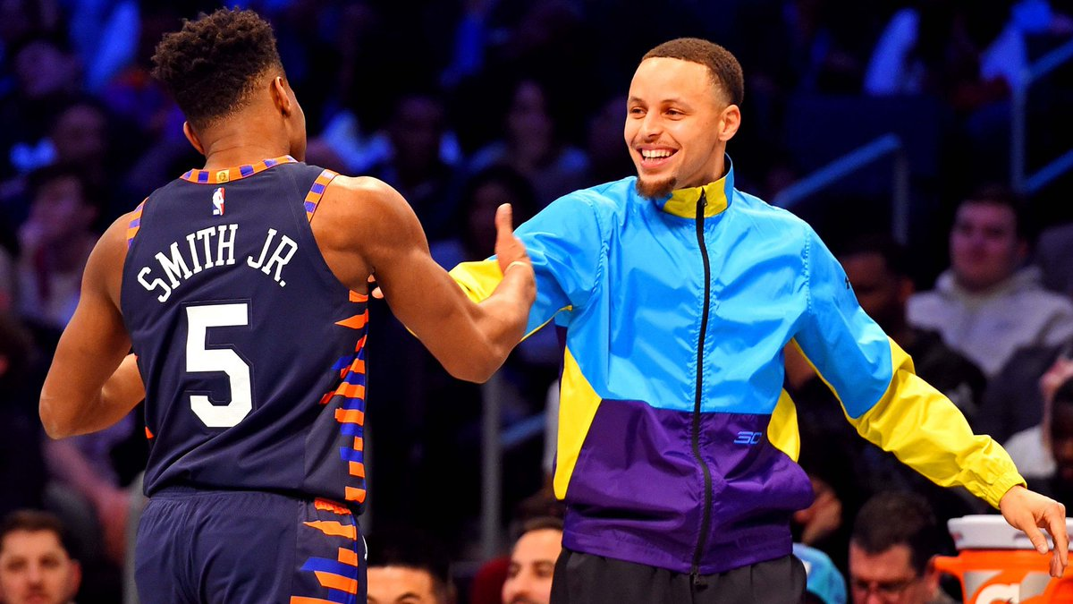 Photos: Steph Curry's Outfit At All-Star Saturday Night Went Viral