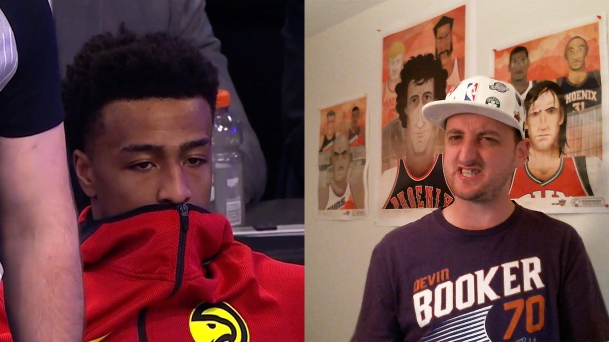 My RANT on the disappointing NBA slam dunk contest 2019 😠 #NBA #NBAAllStar #NBAAllStarMediaDay #NBAAllStarWeekend #NBAAllStar2019 #hamidoudiallo #StateFarmSaturdayNight #NBATwitter #NBATwitterLIVE #NBARant #nbaslamdunk #NBARisingStars #NBARooks https://youtu.be/4bamcxZmDzQ