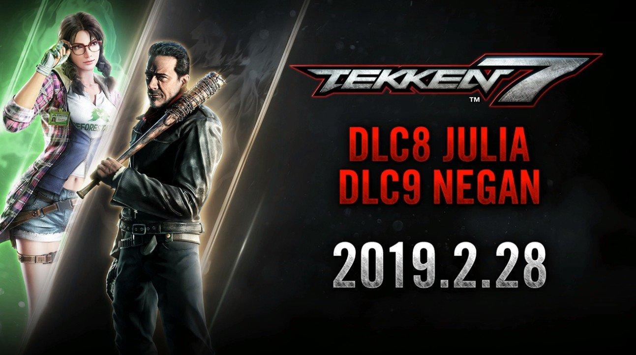 tekken 7 characters dlc