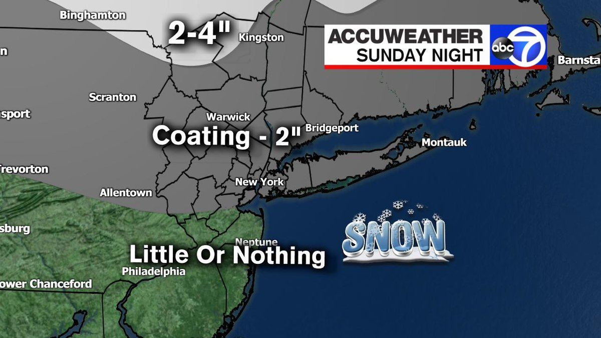Expected Snow Tonight followed by sleet and rain. #nyc #forecast #snow #winterstorm #presidentsday
