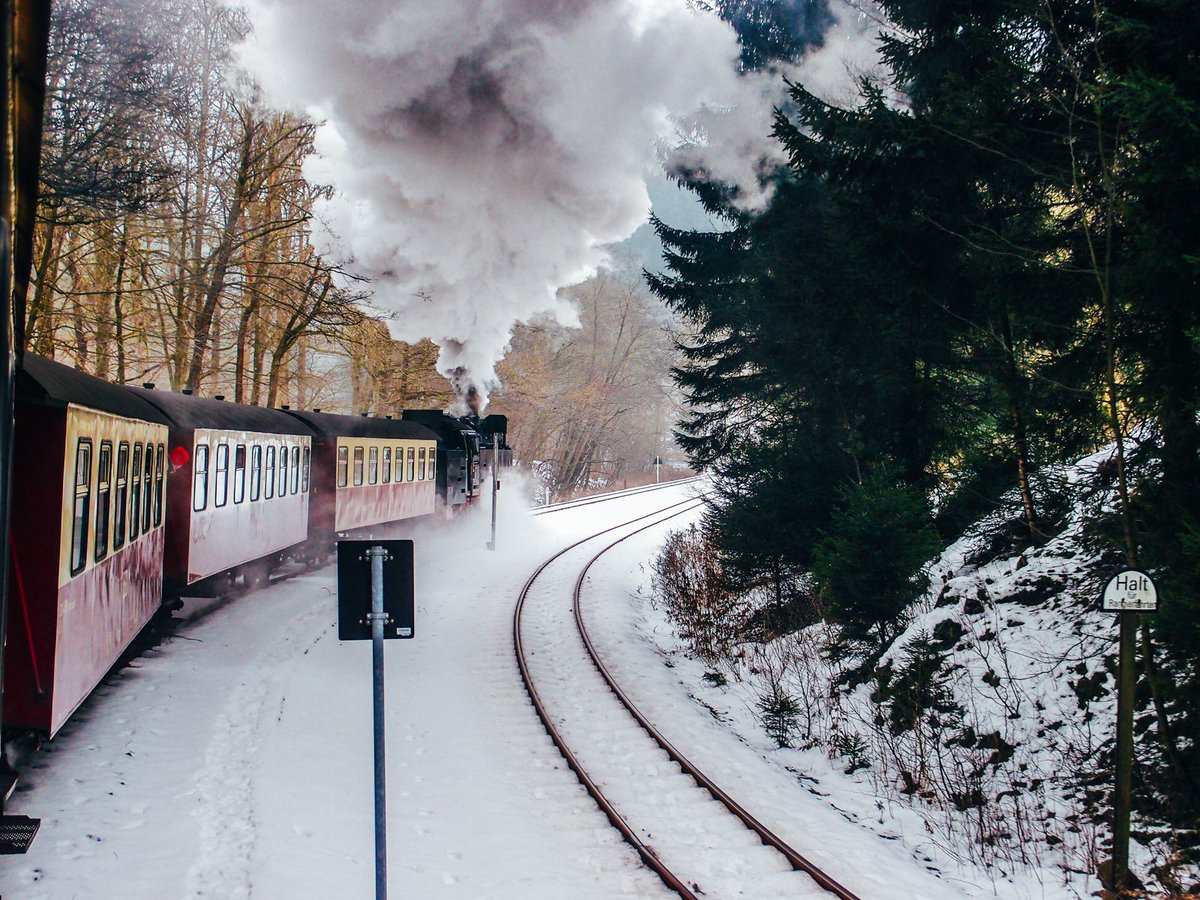 The real #voyage of #discovery consists not in seeking new landscapes, but in having new eyes. #Train #Travel #TravelChat - http://SAVEATRAIN.COM