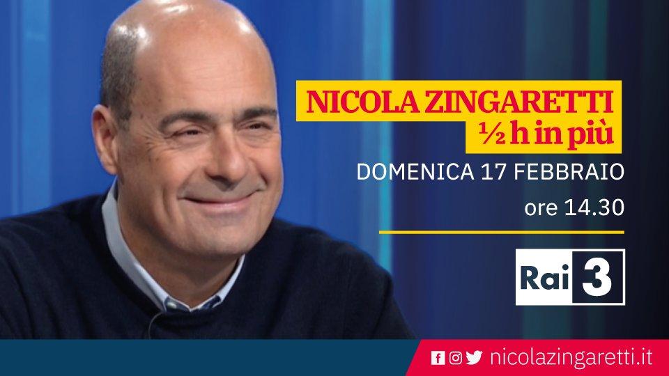 Zingaretti Segretario's photo on #mezzorainpiu