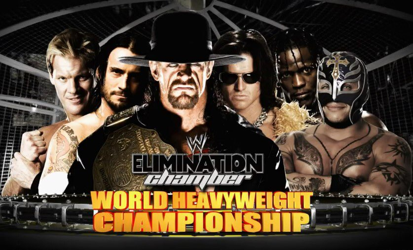 In your opinion what's the best #WWEChamber match?  Here are a few options. #EliminationChamber #WWE