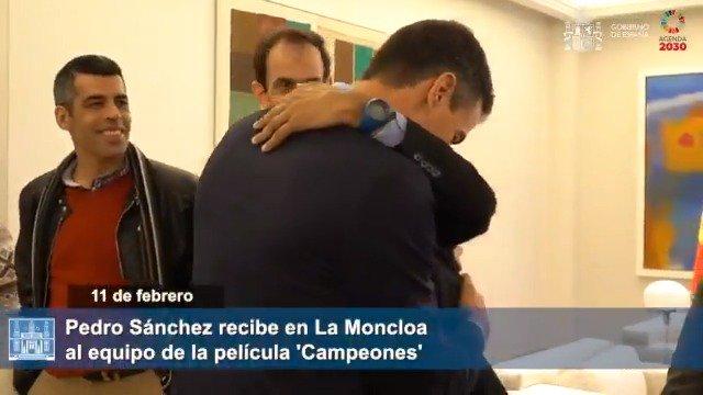 Pedro Sánchez's photo on #FelizDomingo