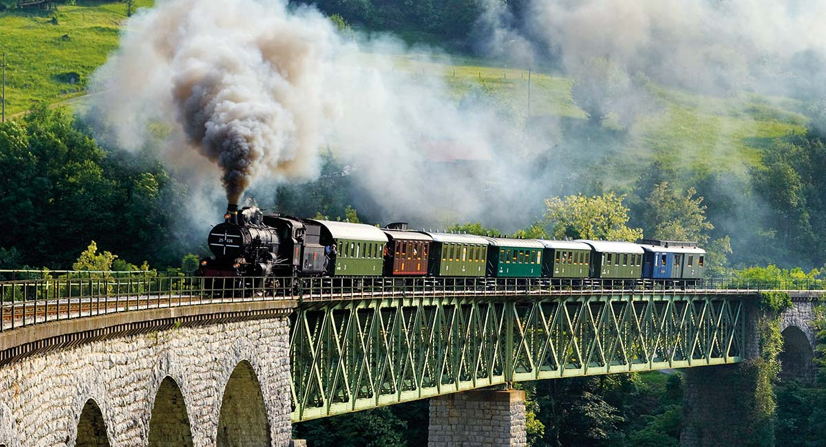 #Travel is never a matter of money but of courage. #Train #Ttot #TravelChat #Journey #Adventure - http://SAVEATRAIN.COM