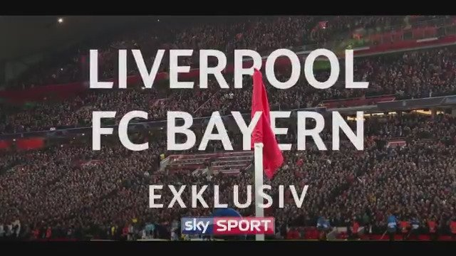 """""""Walk on, walk on With hope in your heart And you'll never walk alone"""" 🎶  #skyCL 👑 #LIVFCB #LFCFCB"""