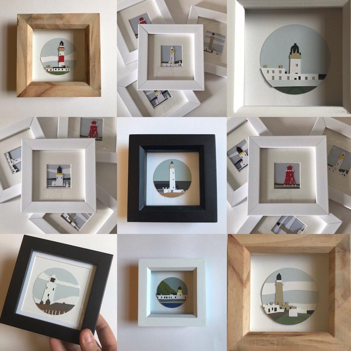 Last day to catch my Lighthouse♥️ SALE - check them out in shop !! #artists #designer #design #DesignThinking #paper #papercraft #papercut #paperart #lighthouse #sea #coast #miniature #architectural #etsyshop #EtsySeller #sea