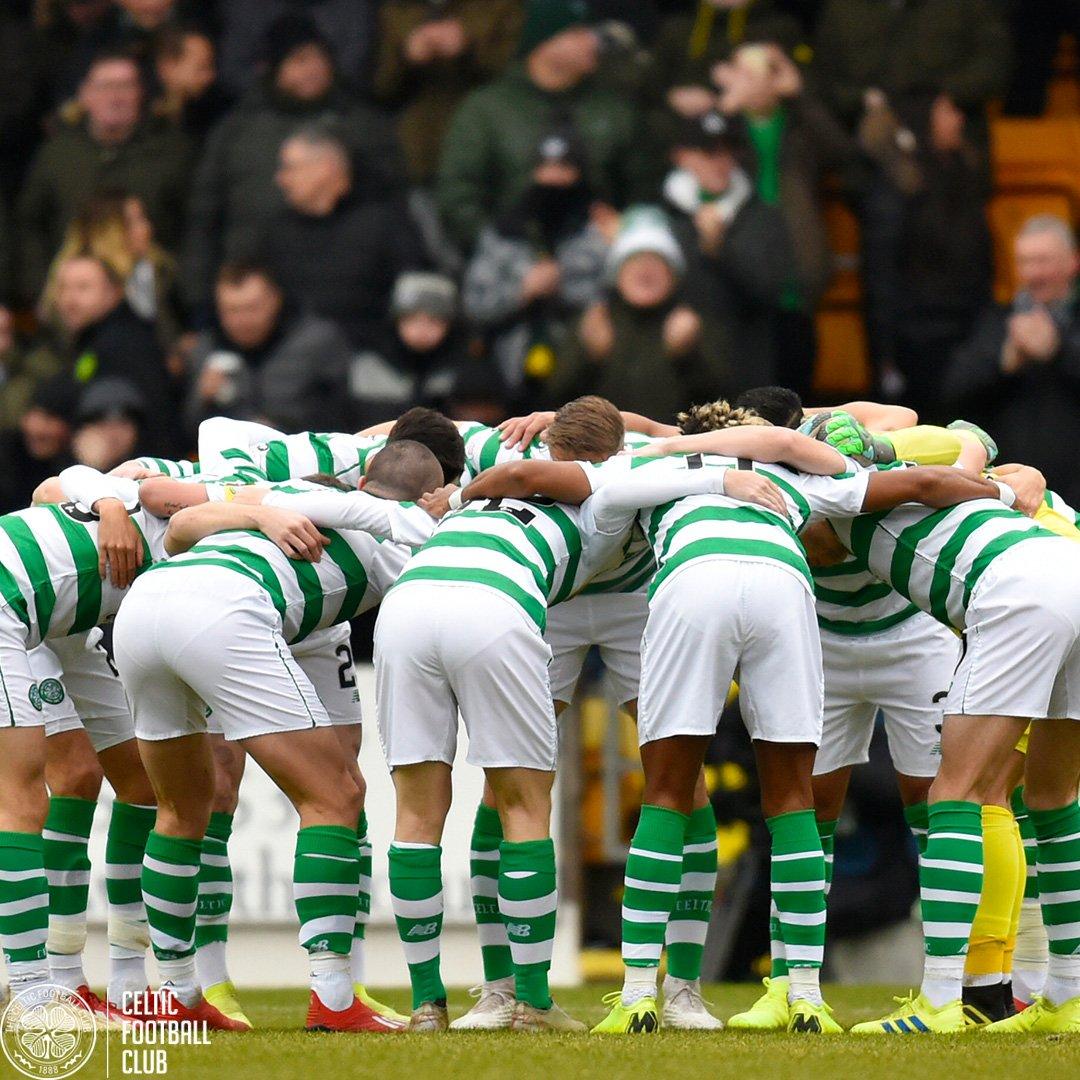 Celtic Football Club's photo on Rugby Park