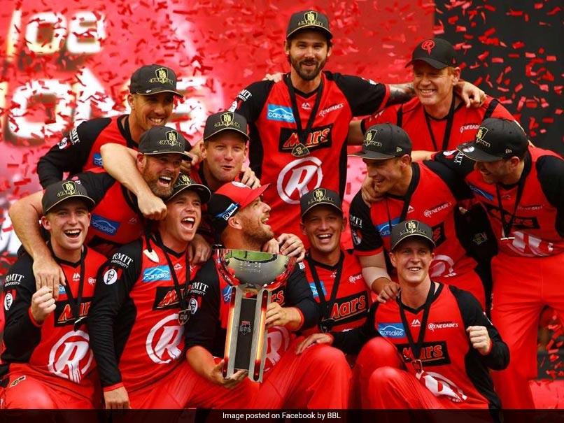 Melbourne Renegades win Big Bash final after Stars implode  #BBLFinal #MelbourneRenegades #MelbourneStars  READ:  https://t.co/bWYFaioXgE