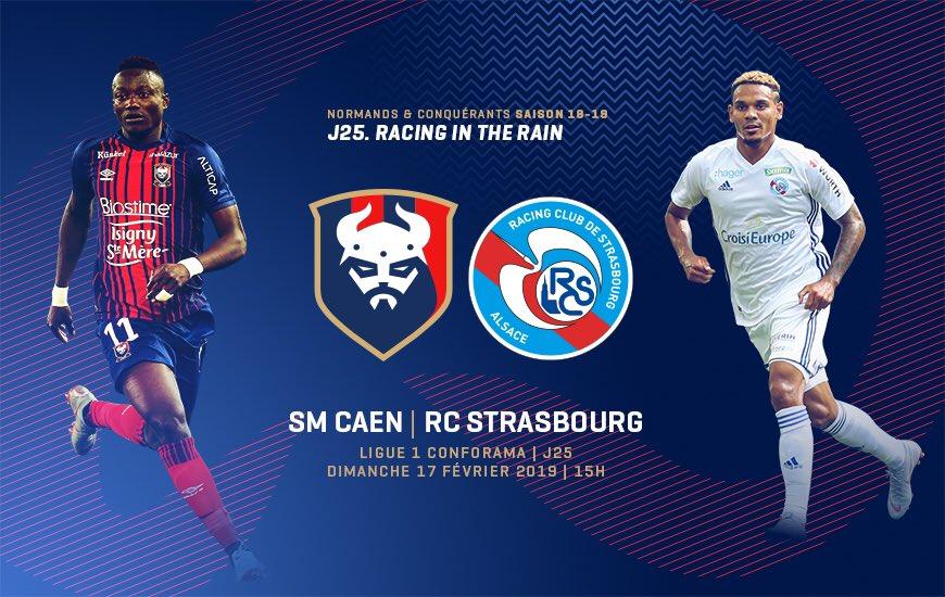 [25e journée de L1] SM Caen 0-0 RC Strasbourg DzmLxvNXQAAbqkr