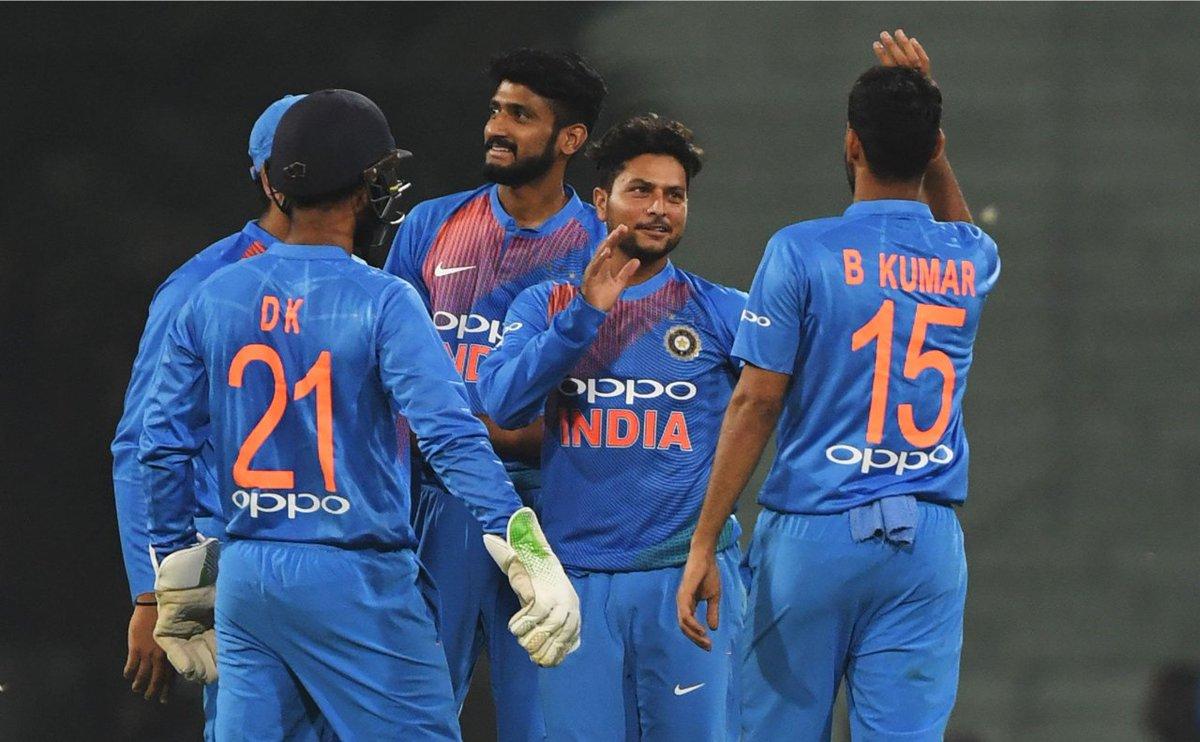 Kuldeep Yadav enjoys when a batsman smashes him for a six! Here's why - https://t.co/I3sHrDPtjS   #INDvAUS #INDvsAUS