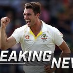 JUST IN: @patcummins30 becomes the first Aussie since @glennmcgrath11 to be the world's No.1 Test bowler: https://t.co/hJpqscUmYz