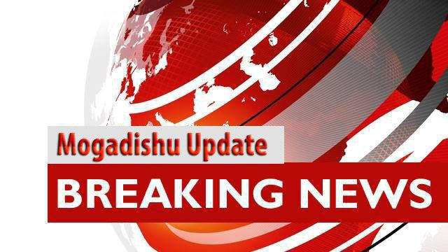 BREAKING: #AMISOM troops convoy traveling between ex-control Balcad and SOS junction have been reportedly hit two landmine explosions about an hour ago, The 1st explosion targeted water tank, While the 2nd occurred  as #AU soldiers attempt to advance towards the targeted vehicle. <br>http://pic.twitter.com/8XIelJwXOw