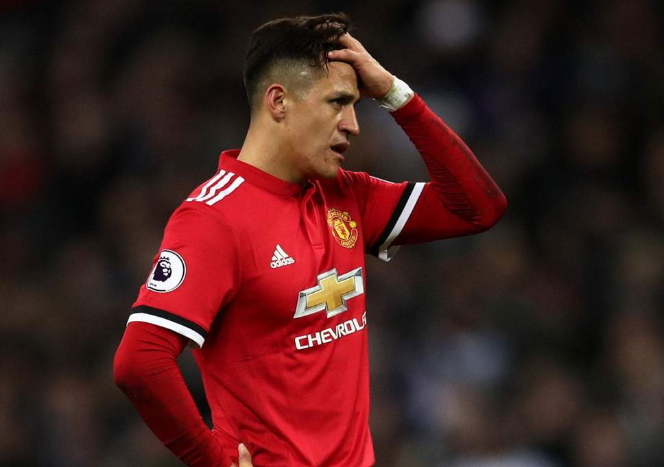 Alexis Sanchez:  'When PSG scored that first goal, I looked at my team-mates and I thought, no, something's not right. I looked in their eyes and I thought, there isn't that feeling there of coming back, I'm not getting it.'  Pretty damning of Sanchez this... thoughts #MUFC fans?