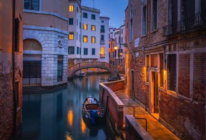 Душа требует великолепной Венеции