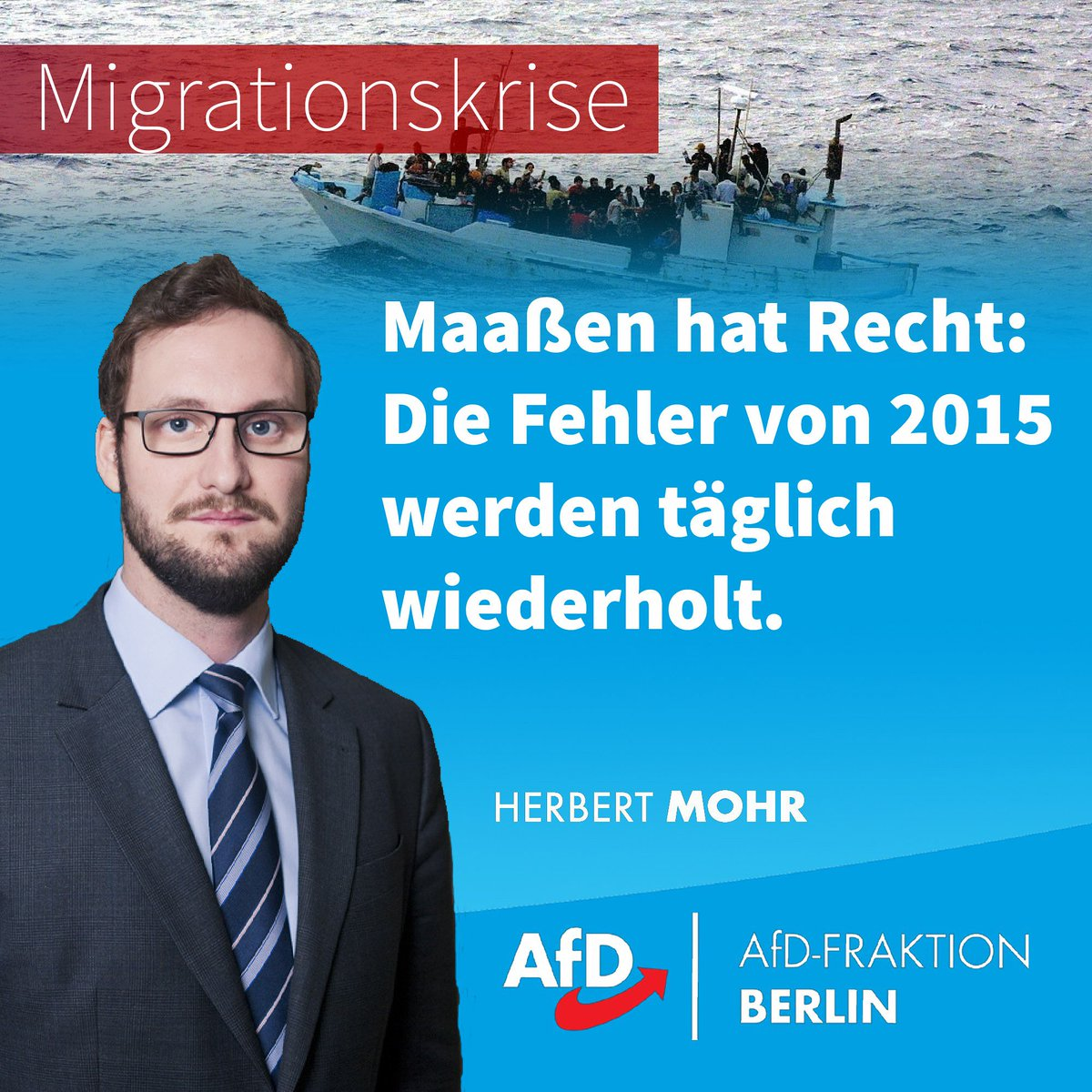 Herbert Mohr MdA's photo on #Maaßen