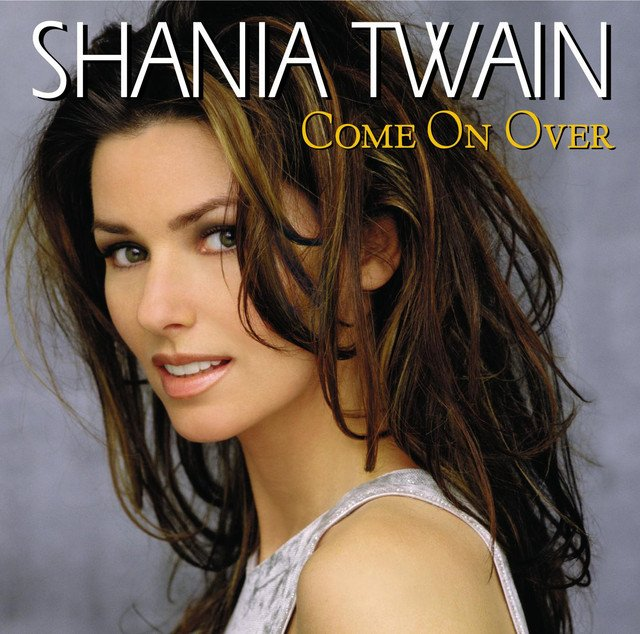 The Best Selling Female Album Of All Time  Shania Twain - Come On Over  - 40 Million sold worldwide  - 20 Million sold in US - 10th best selling album of all time - 4 Grammy awards - Won +80 awards total - +1 Billion streams worldwide <br>http://pic.twitter.com/U2EyBQsVHx