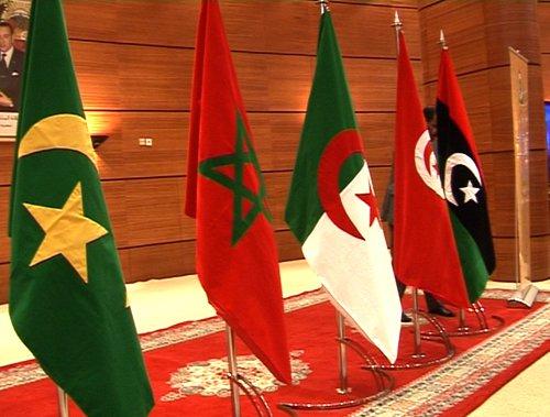 اتحاد #المغرب_العربي أو الاتحاد المغاربي اتحاد إقليمي تأسس بتاريخ 17 فبراير 1989م بمدينة مراكش بالمغرب، يتألف من خمس دول تمثل في مجملها الجزء الغربي من العالم العربي وهي : #المغرب، #الجزائر، #تونس، #ليبيا و #موريتانيا، وقعت على معاهدة إنشاء اتحاد المغرب العربي.