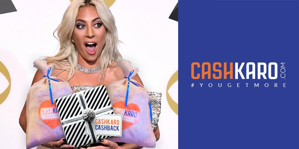 At @Cashkarocom our users always get more. Don't believe us? Go shop for anything through our website (http://www.cashkaro.com) and win a fabulous cashback. #cashkaro #cashback #YouGetMore #cashbackapp #cashbackguarantee #grammyland #grammys #grammyawards
