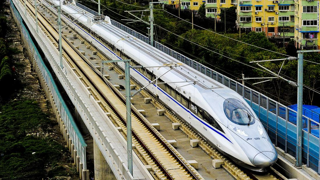 Why Trump wants you to be afraid of high speed trains | Analysis by CNN's Zachary B. Wolf https://cnn.it/2SF4EHV