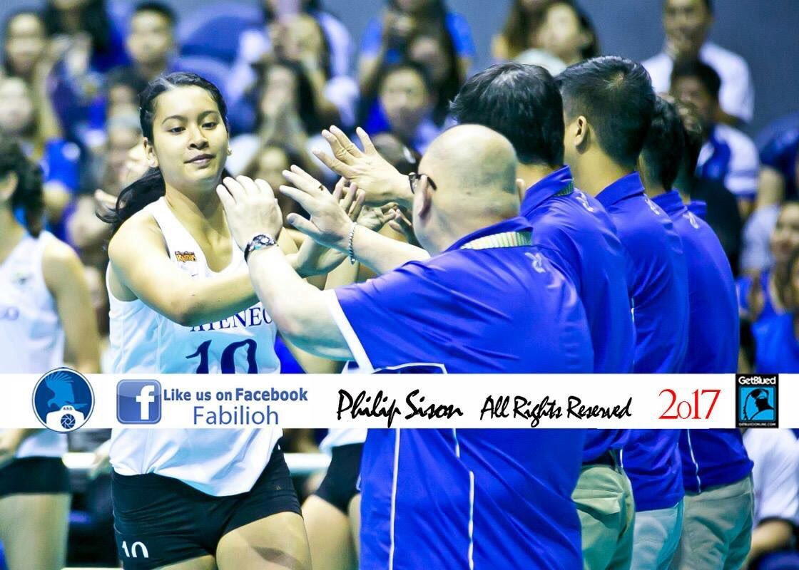 FAITH. TRUST. COURAGE. HEARTSTRONG.  BELIEVE! — Ateneo will bounce back. #OBF